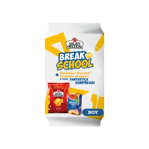 Break to school - Boy