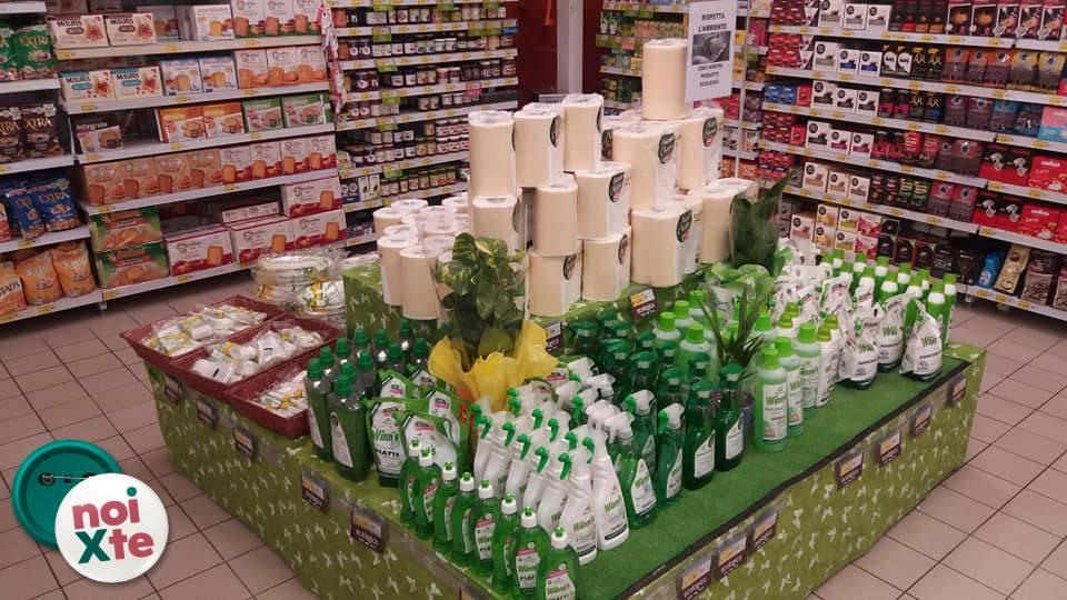 I nostri prodotti ecologici per un ambiente più sano!