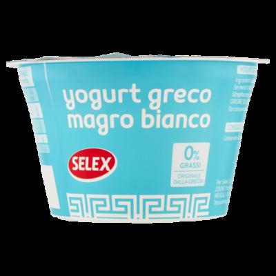 yogurt greco selex