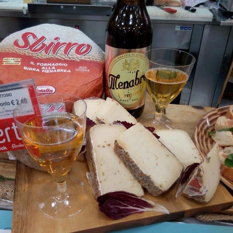 Lo Sbirro, un formaggio da scoprire!