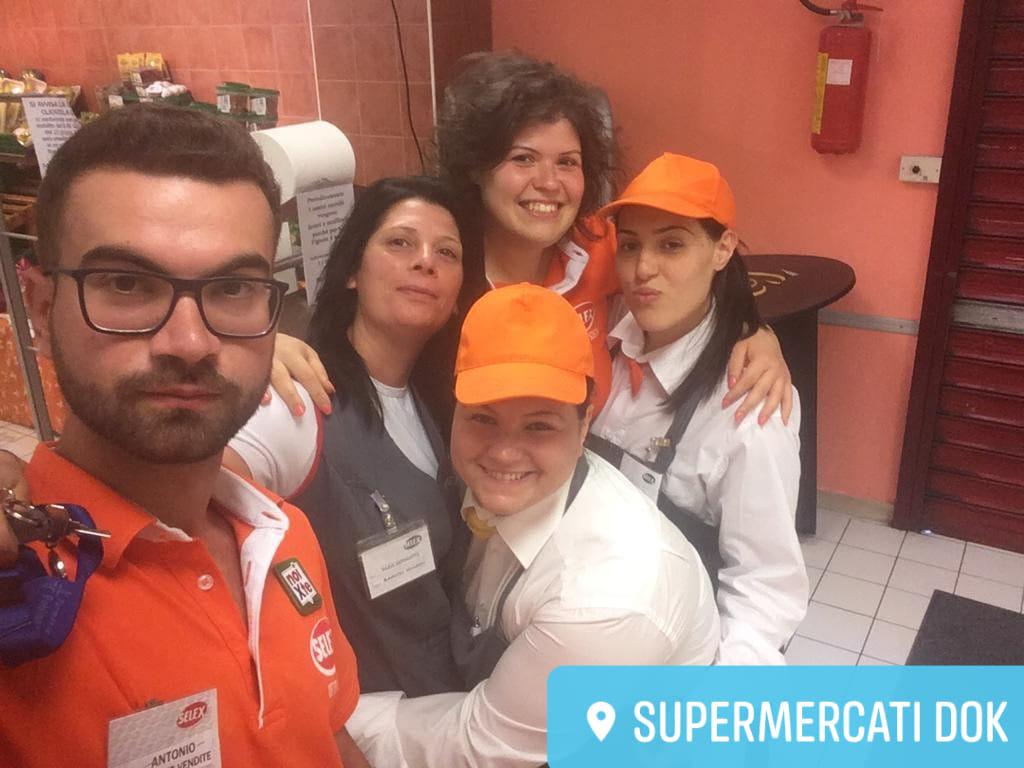 L'unione fa la forza…dei supermercati Dok!
