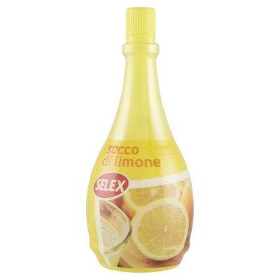 succo di limone selex