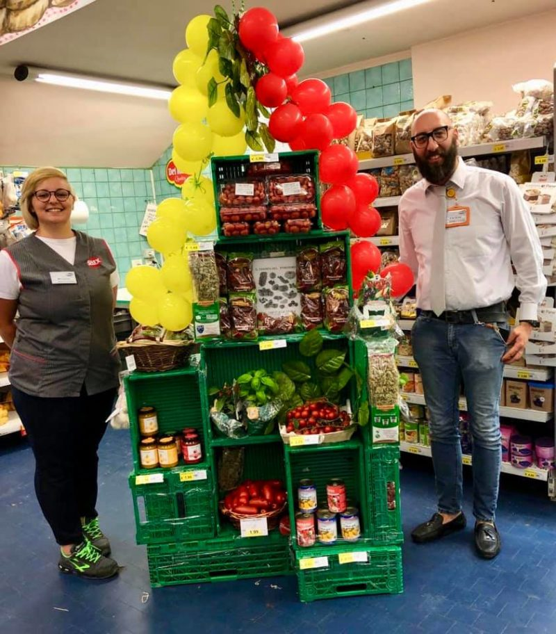 staff supermercati dok