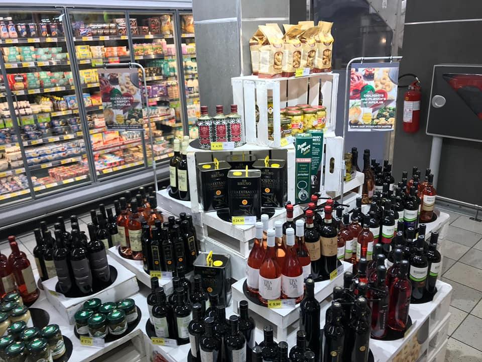 Porta in tavola i prodotti della Puglia!