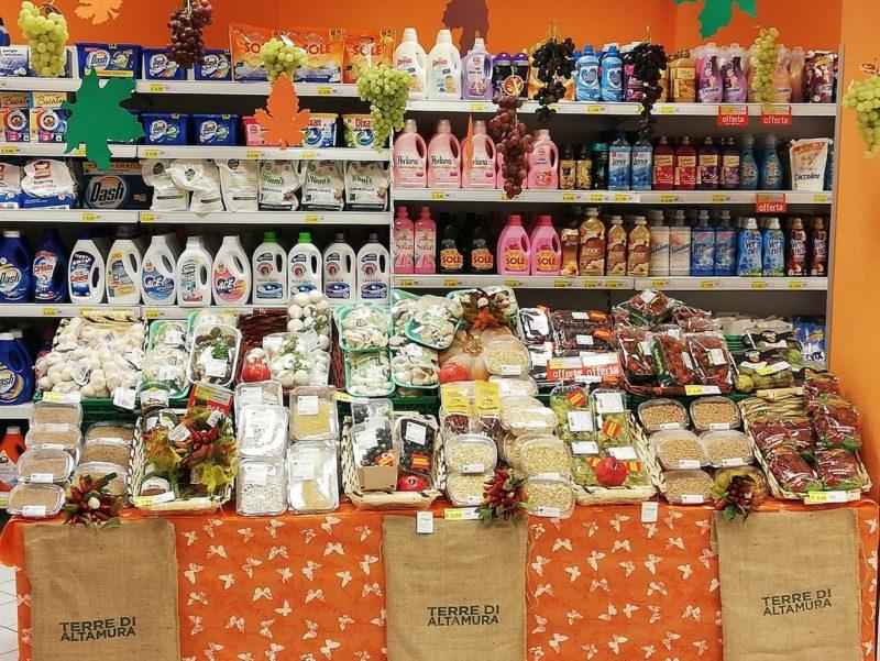 supermercati dok autunno