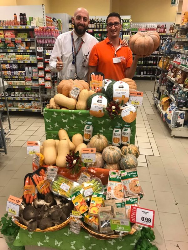 halloween supermercati dok