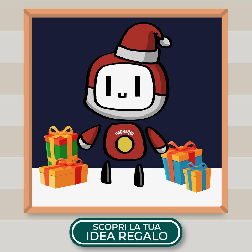 Wishy, il tuo suggeritore di regali!