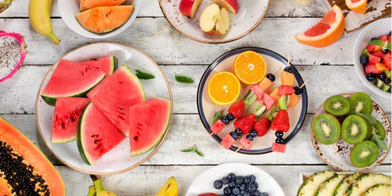 Frutta estiva: un toccasana per il benessere!