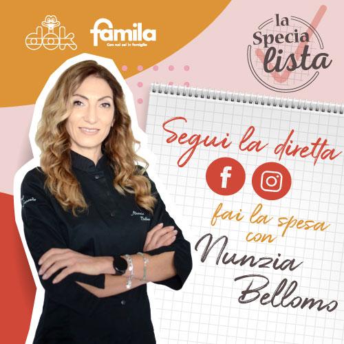 La Specialista Nunzia Bellomo Dok e Famila