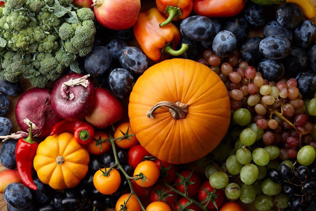 Ottobre, colori e vitamine per il nostro benessere